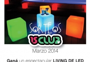 Concurso LIVING de LED con 15CLUB